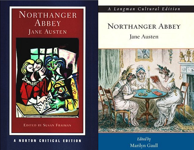 Literary Climate Approved Editions (Norton Critical and Longman Cultural)